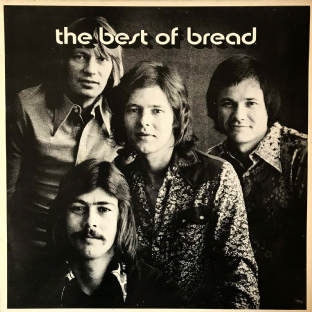 Bread - The Best Of Bread (LP) (VG/VG)